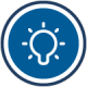 icon circle insights