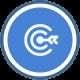 icon circle target